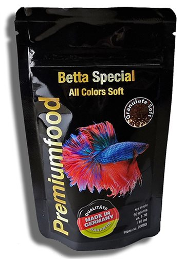 Betta Special All Color