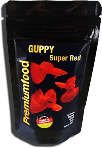 GUPPY Super Red